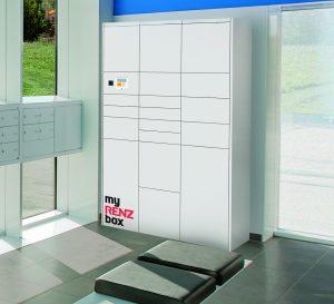 myRENZbox pakkepostanlæg