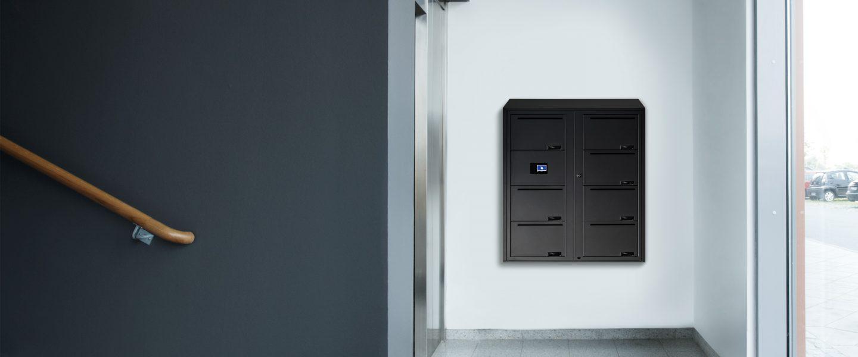 Renz e-Line Stående fastighetsbox Miljø