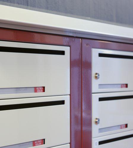 Renz Prima fastighetsbox 790 Liggande miljø