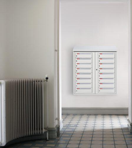 Renz Budget Liggande 789 fastighetsbox Miljø