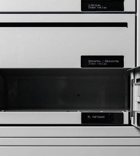 myRENZbox e-Line elektroniska fastighetsboxar